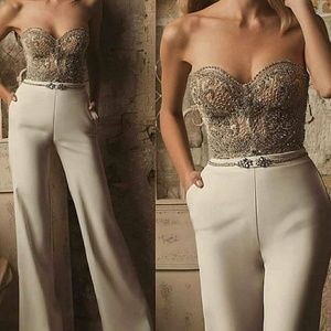 Pants - sweetheart bling jumpsuit